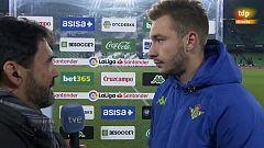 """Loren: """"No nos pueden marcar dos goles en el descuento"""""""