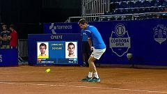 Tenis - ATP 250 Torneo Córdoba: A. Ramos-Vinolas - G. Pella