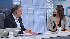 Los desayunos de TVE - Rita Maestre, portavoz del Ayuntamiento de Madrid