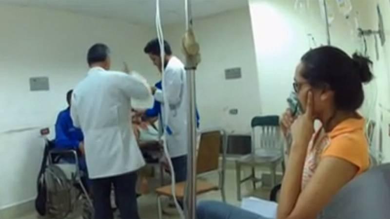 """El Hospital Universitario de Caracas necesita """"el 90% de insumos"""""""