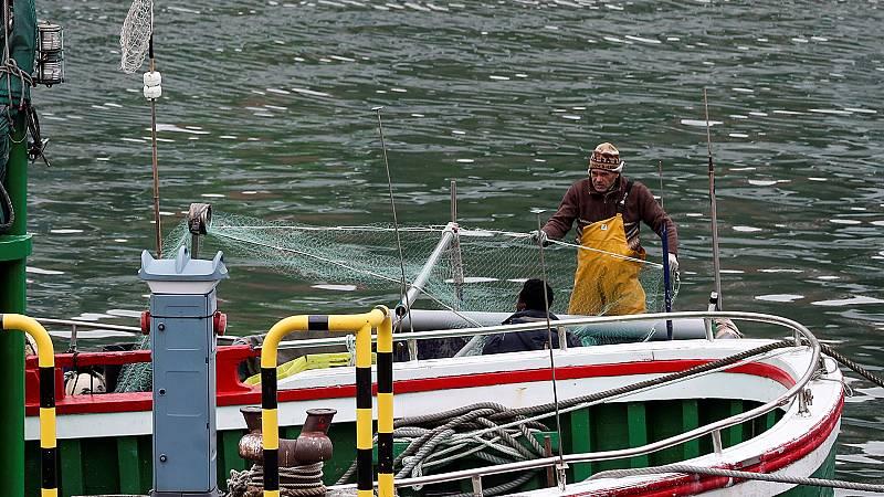 Los pescadores españoles esperan el 'Brexit' con preocupación