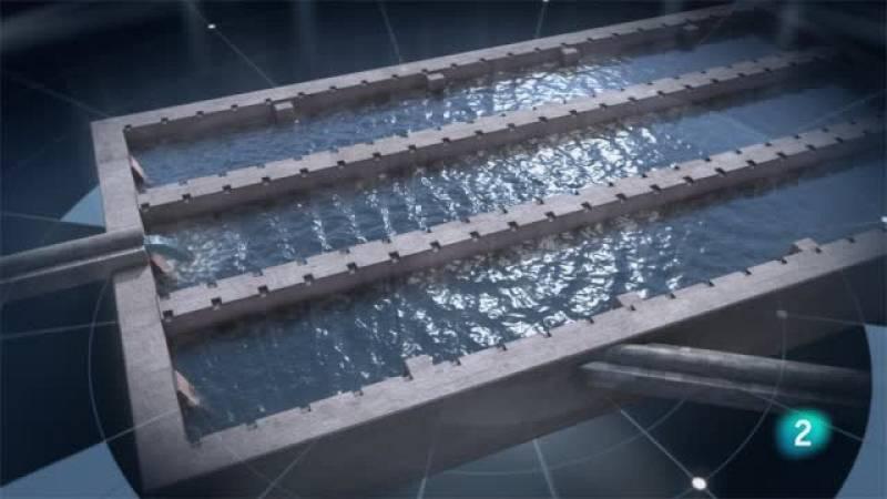 Ingeniería romana - ¿Cuál era la misión de las cisternas si no eran depósitos?