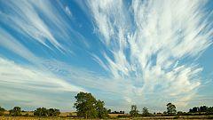Predominio del tiempo estable y cielos poco nubosos