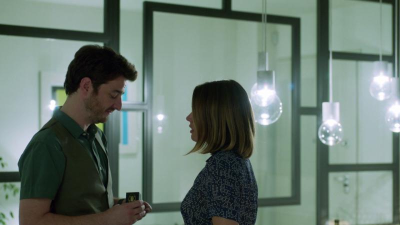 """Hospital Valle Norte - Pablo dice """"sí quiero"""" a Cristina"""