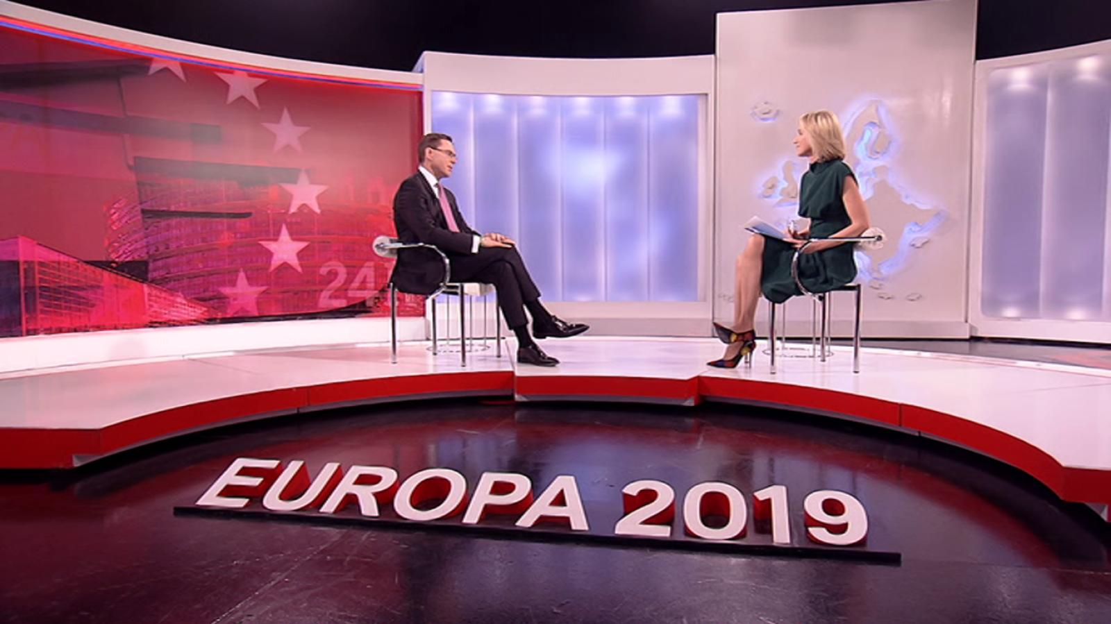 Europa 2019 - 08/02/19 - ver ahora