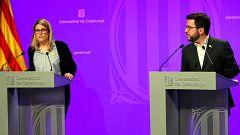 """Elsa Artadi: """"Lamentamos que el estado español haya decidido abandonar el diálogo"""""""