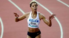 Yulimar Rojas reina en Madrid con marca mundial del año en triple salto