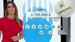 Bonoloto + EuroMillones - 08/02/19