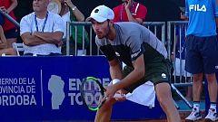 Tenis - ATP 250 Torneo Córdoba 1/4 Final: J.Londero - P.Cachín