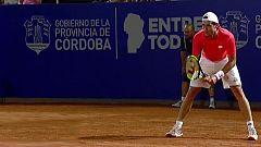 Tenis - ATP 250 Torneo Córdoba 1/4 Final: D.Schwartzman - G.Pella