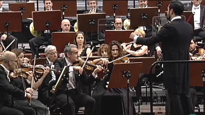 Los conciertos de La 2 - ORTVE A-9 (Temporada 2018-2019) - ver ahora