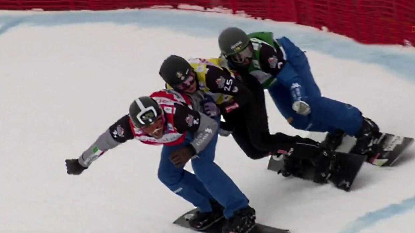 Snowboard - Copa del Mundo 2018/2019 Finales Snowboard Cross Prueba Feldeberg - ver ahora