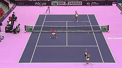 Tenis - Copa Federación 1ª Ronda: Japón - España (5º partido dobles)