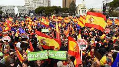 Especial informativo - Manifestación en Madrid - 10/02/19