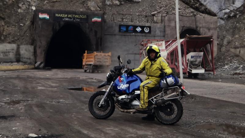 Diario de un nómada. Carreteras extremas: El túnel más peligroso del mundo - ver ahora