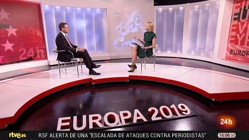 Katainen habla sobre el papel de la UE en Venezuela