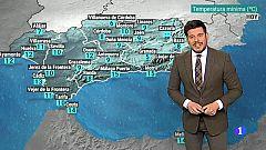 El tiempo en Andalucía - 11/2/2019