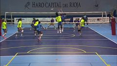 Voleibol - Superliga Iberdrola Femenina 2018/2019 16ª jornada: Osacc Haro Rioja Voley - IBSA CV