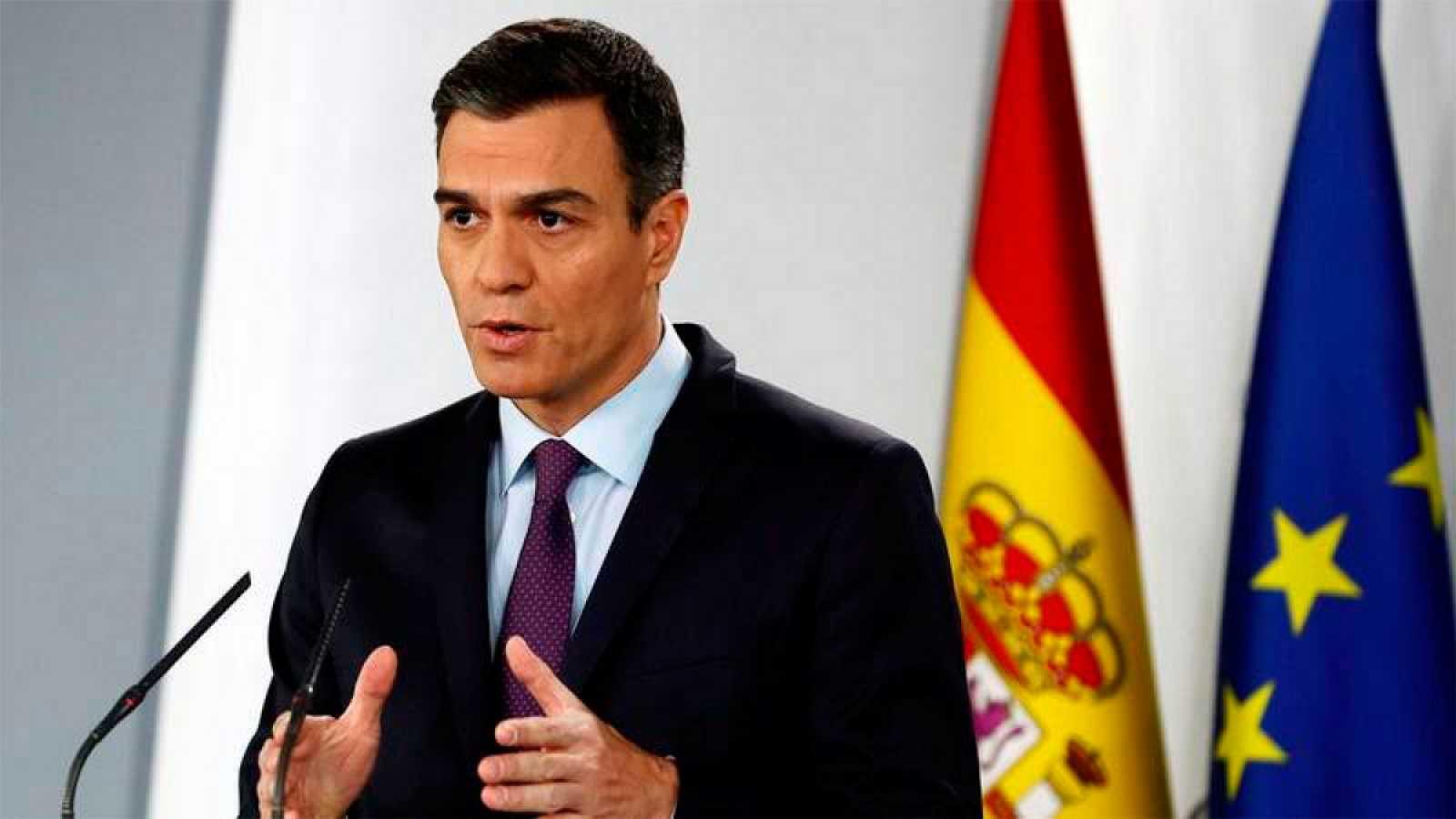El Gobierno de Pedro Sánchez ha amagado con convocar elecciones generales antes de verano si encallan los Presupuestos el próximo miércoles. Desde Moncloa confirmaban a media mañana que había dos nuevas fechas sobre la mesa para un posible adelanto e