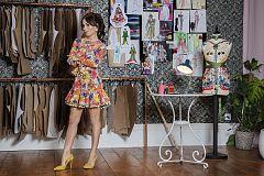 Maestros de la Costura: María Escoté imparte una MasterClass de estampación