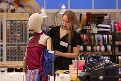 Maestros de la Costura: Anastasia arrasa en la mercería