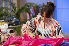 Maestros de la Costura: La deconstrucción de chándal de María Escoté