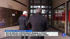 Puigdemont critica el judici