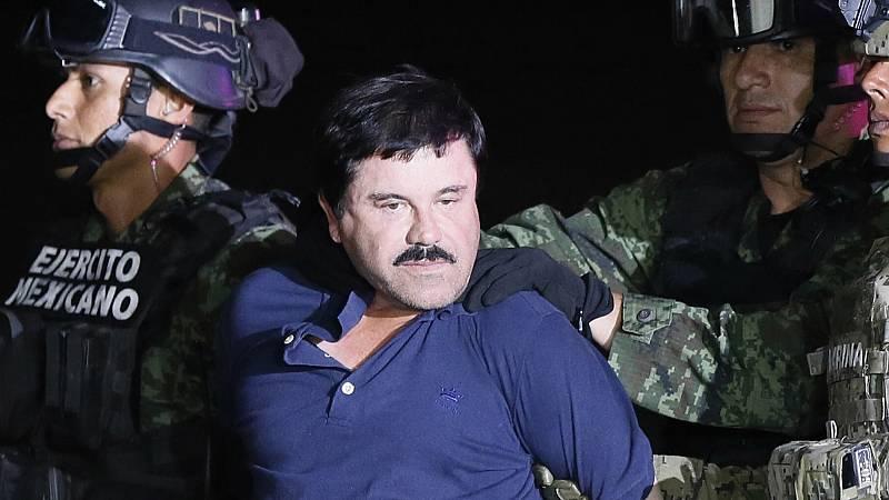 'El Chapo' Guzmán, declarado culpable por narcotráfico