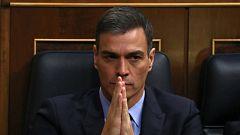El Congreso rechaza los Presupuestos para 2019 con los votos de PP, Cs y los independentistas
