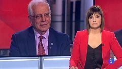 Borrell contrarestará els misatges independentistes