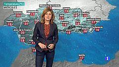 El tiempo en Andalucía - 13/02/2019