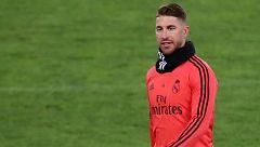 Sergio Ramos afronta su partido 600 con el Madrid