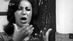 Rito y geografía del cante - María Vargas