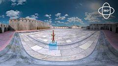 Ingeniería romana 360º: Foro de Caesar Augusta