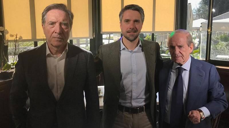Los veteranos periodistas Iñaki Gabilondo y José María García, dos iconos radiofónicos en España, han valorado su carrera profesional y su experiencia en el medio de la radio. El encuentro, en el que han estado acompañados por el periodista de TVE Ca