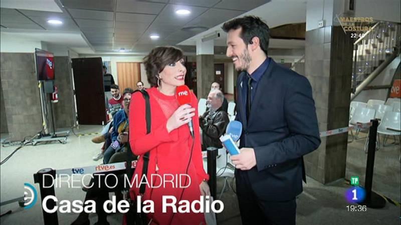 'España Directo' visita la Casa de la Radio
