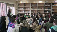 Página Dos - El reportaje - Premio Mandarache de Jóvenes Lectores de Cartagena