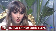 Corazón - Ana Guerra y Aitana aclaran que no hay enfado entre ellas