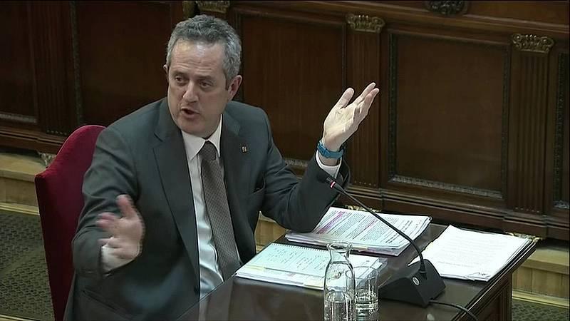 Juicio 'procés': Forn asegura que los Mossos no recibieron órdenes políticas