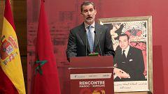 """Felipe VI alaba la """"cooperación"""" con Marruecos en todos los ámbitos"""