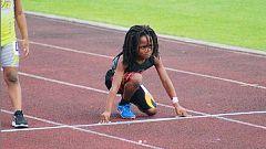 Usain Bolt ya tiene un sucesor de siete años