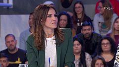 """Lo Siguiente - Goya Toledo nos cuenta cómo fue rodar """"La Sala"""""""
