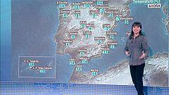 Tiempo estable en la Península con temperaturas por encima de lo habitual