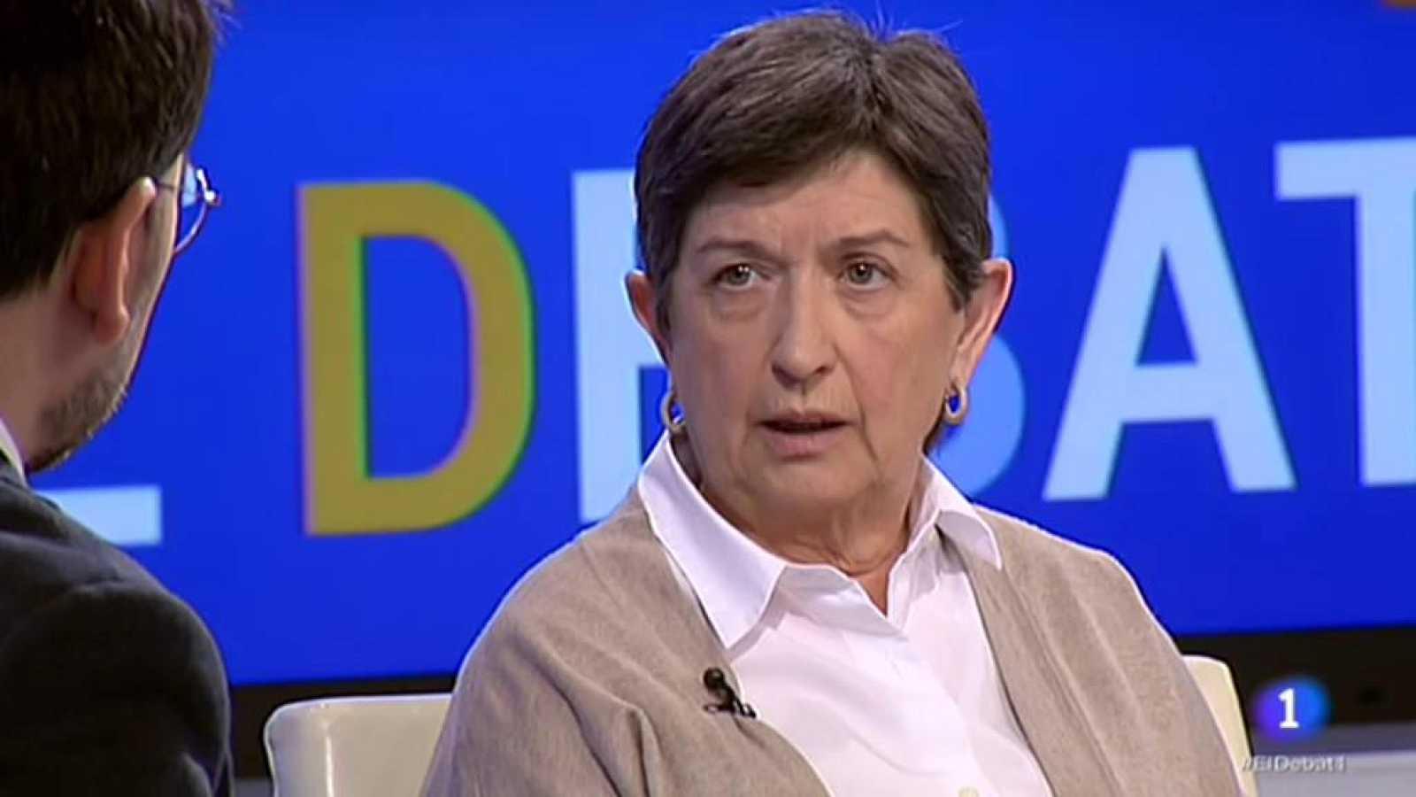 El Debat de La 1 - La delegada del govern a Catalunya, Teresa Cunillera