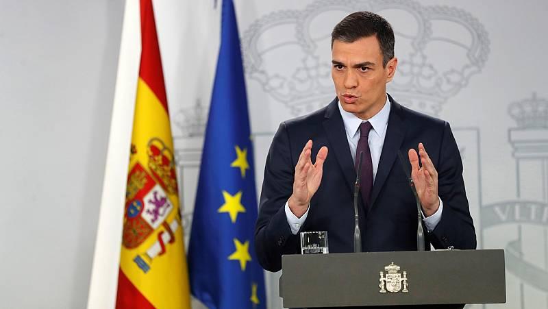 Sánchez adelanta las elecciones generales al 28 de abril