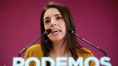 """Montero llama al voto """"más útil"""", a Unidos Podemos, para evitar que gobierne """"la derecha"""""""