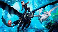 RTVE.es os ofrece un clip en primicia de 'Cómo entrenar a tu dragón 3'