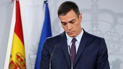 Sánchez adelanta las elecciones al 28 de abril