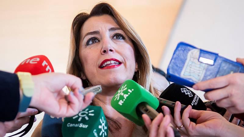Los 'barones' del PSOE defienden el adelanto electoral de Sánchez