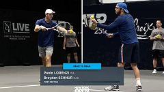 Tenis - ATP 250 Torneo Long Island (EEUU), 1/4 final: P. Lorenzi - B. Schnur